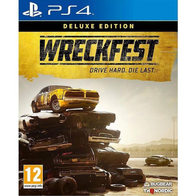 Wreckfest - Deluxe Edition