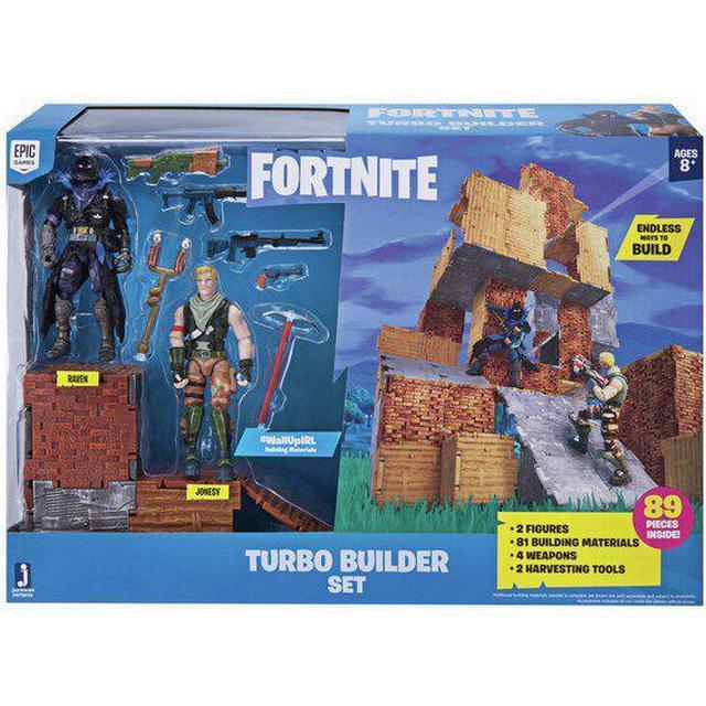 Jazwares Turbo Builder Set
