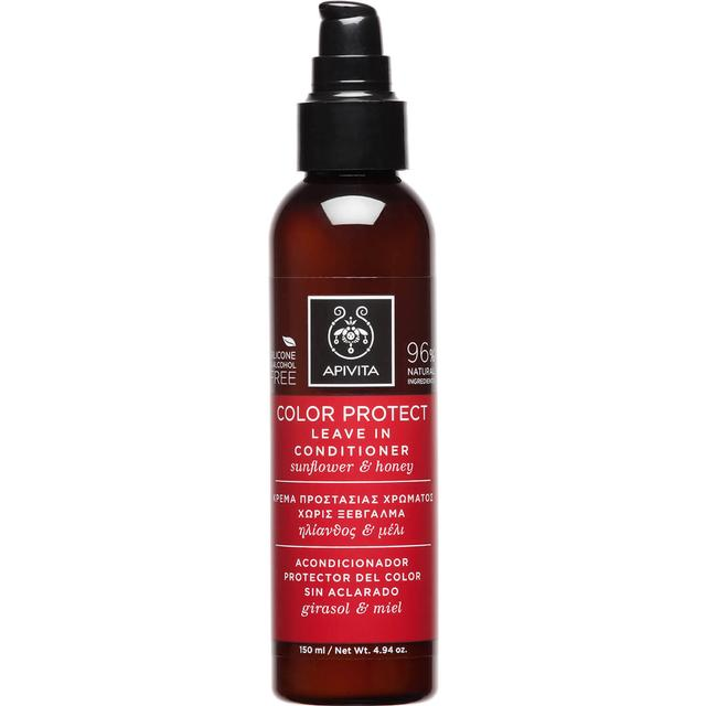 Apivita Holistic Hair Care Color Protect Leave in Conditioner Sunflower & Honey 150ml