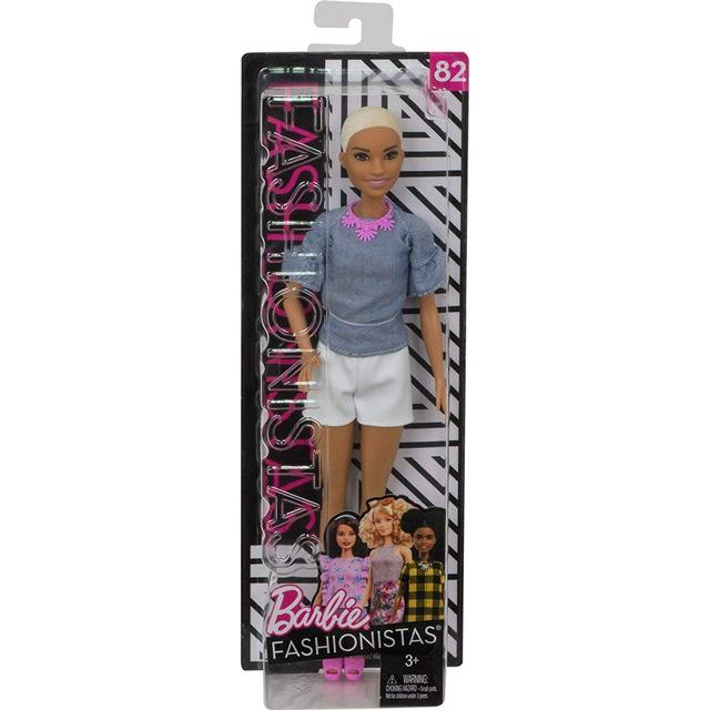 Mattel Barbie Fashionistas Chic in Chambray Doll