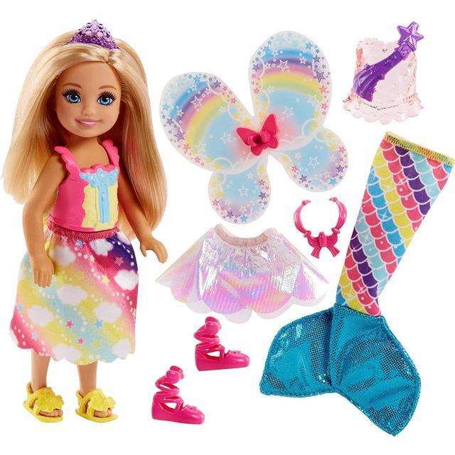 Mattel Barbie Dreamtopia Fairytale Dress Up Doll