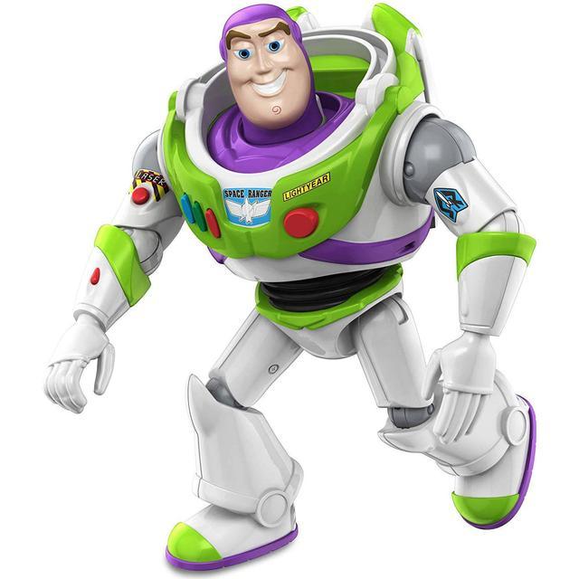 Mattel Disney Pixar Toy Story 4 Buzz Lightyear Figure