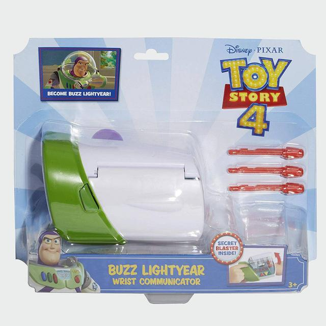 Mattel Disney Pixar Toy Story Buzz Lightyear Wrist Communicator