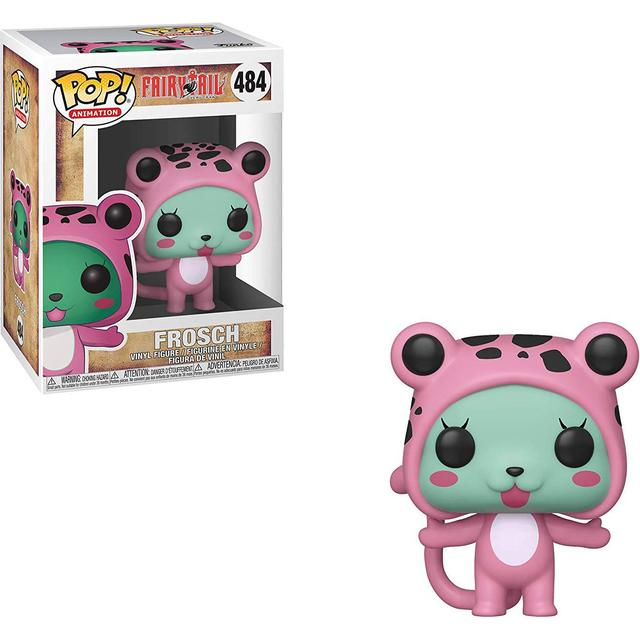 Funko Pop! Animation Fairy Tail Frosch