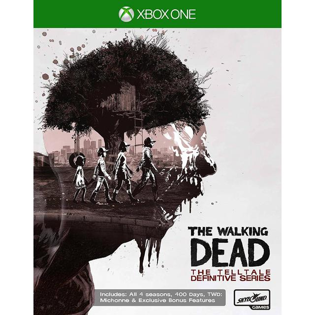 The Walking Dead: The Telltale - Definitive Series