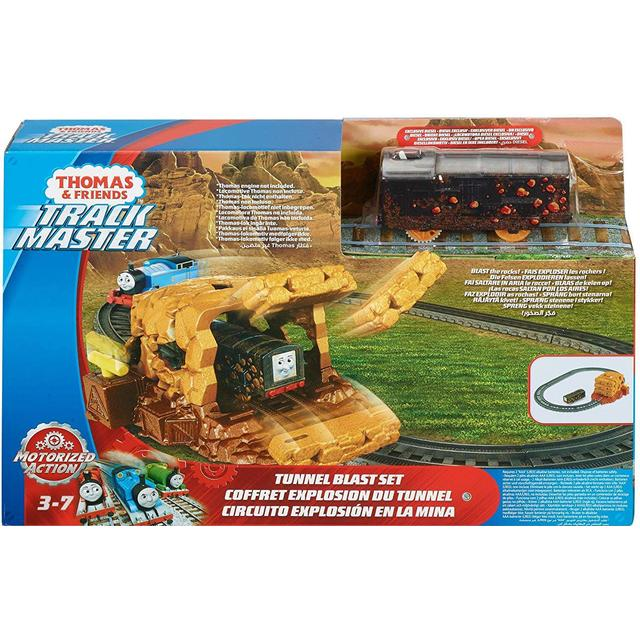 Fisher Price Thomas & Friends Track Master Tunnel Blast Set