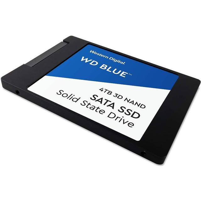 Western Digital Blue 3D Nand WDS400T2B0A 4TB