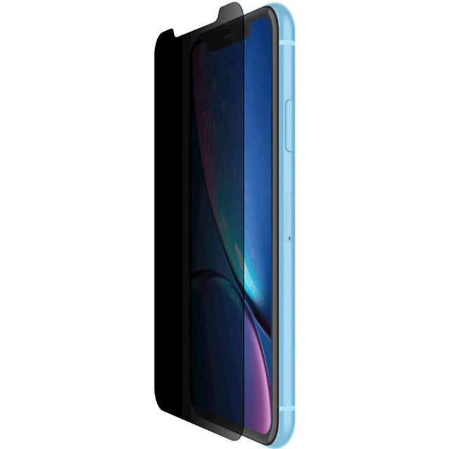 Belkin ScreenForce InvisiGlass Ultra Privacy Screen Protection (iPhone XR)