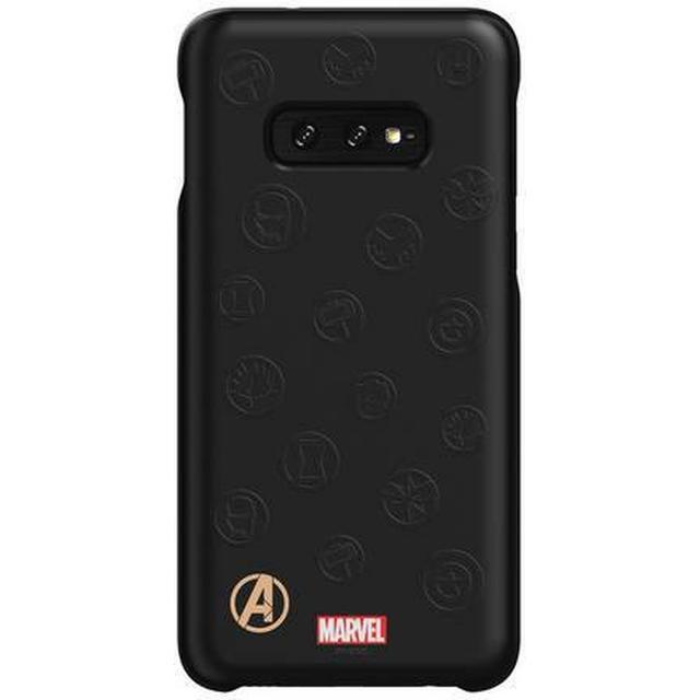Samsung Avengers Logo Smart Back Cover (Galaxy S10e)