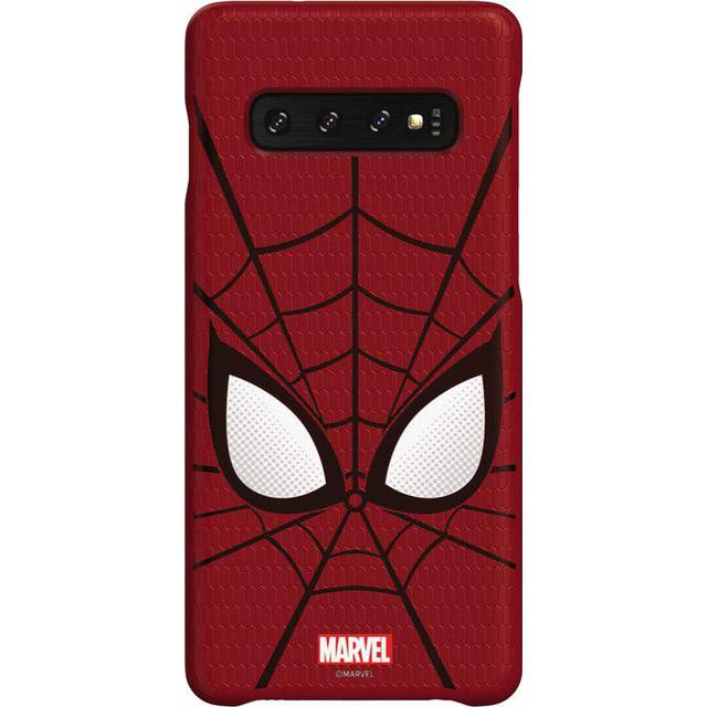 Samsung Spiderman Smart Back Cover (Galaxy S10)