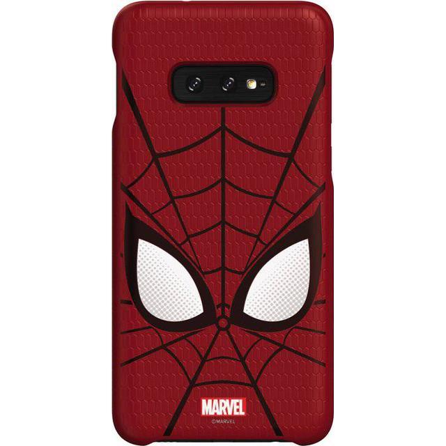 Samsung Spiderman Smart Back Cover (Galaxy S10e)