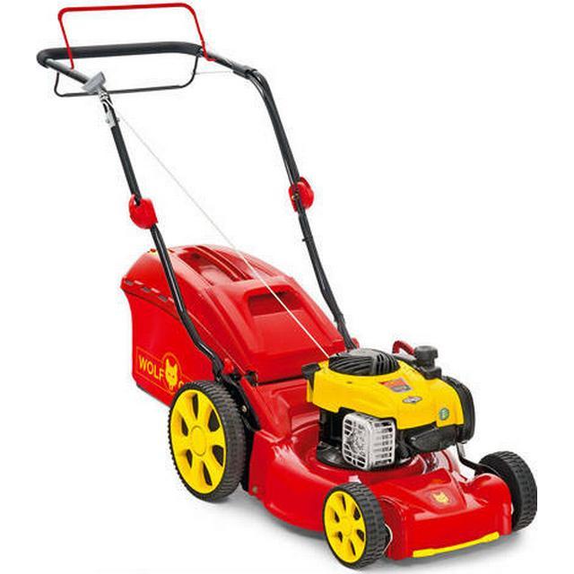 Wolf-Garten A 420 A HW Petrol Powered Mower