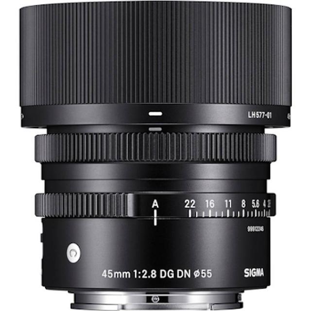 Sigma 45mm F2.8 DG DN C for Sony E