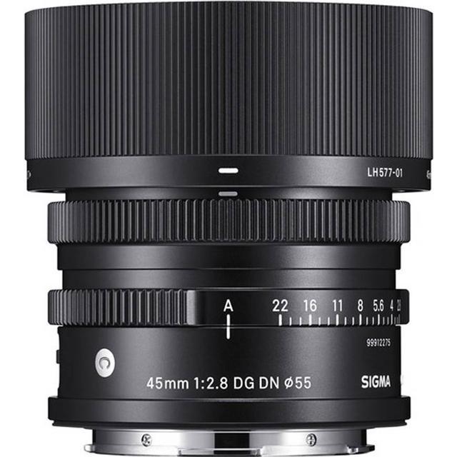 Sigma 45mm F2.8 DG DN C for Leica L