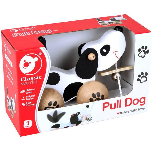 Classic World Pull Dog