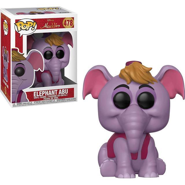 Funko Pop! Movies Aladdin Elephant Abu