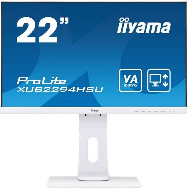 "Iiyama ProLite XUB2294HSU-W1 21.5"""