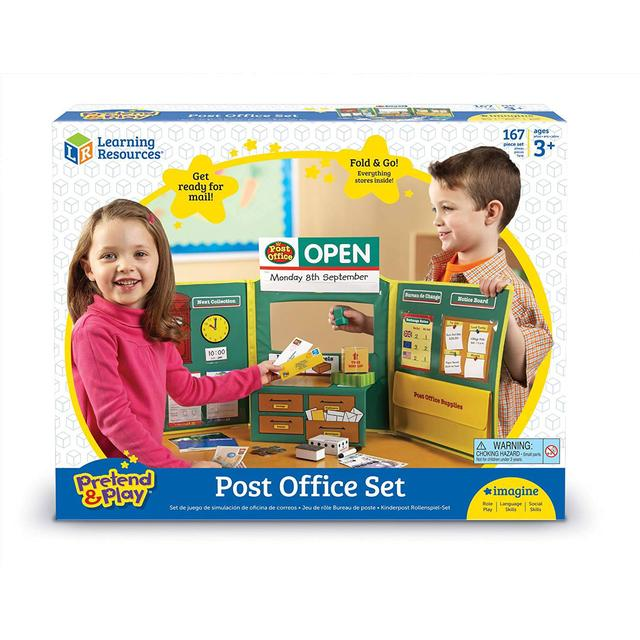 Learning Resources Post Office Set
