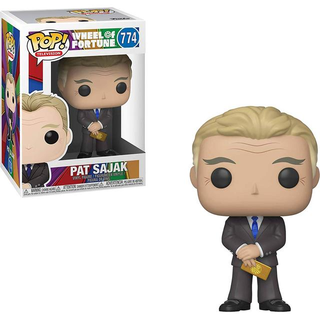 Funko Pop! Television Wheel of Furtune Pat Sajak