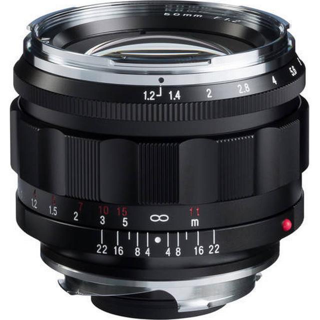 Voigtländer Nokton 50mm F1.2 Asph VM for Leica M