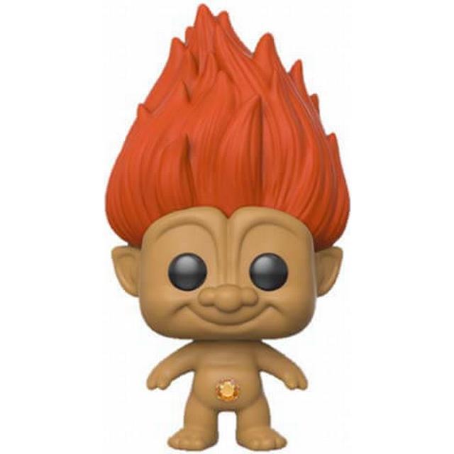 Funko Pop! Trolls Orange Troll