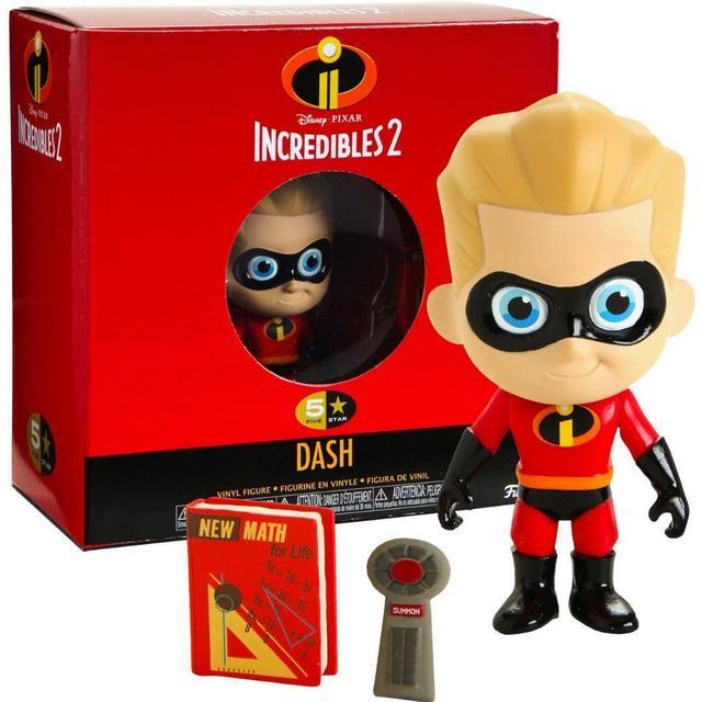 Funko 5 Star the Incredibles Dash