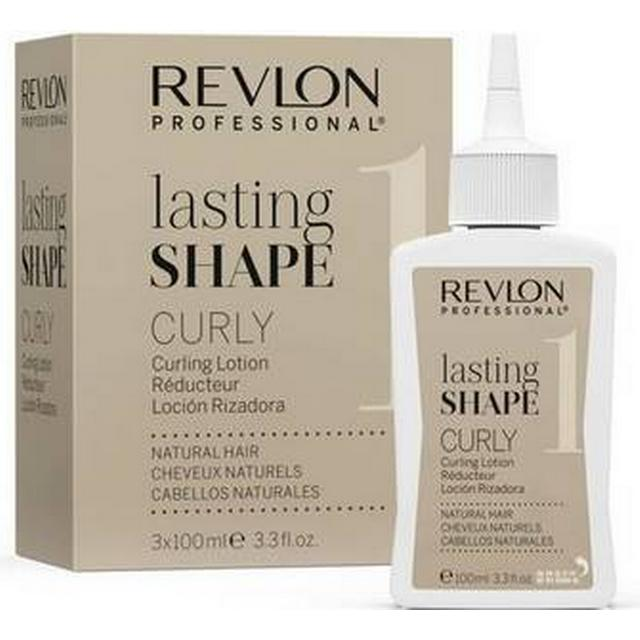 Revlon Lasting Shape Curly No.1 3x100ml