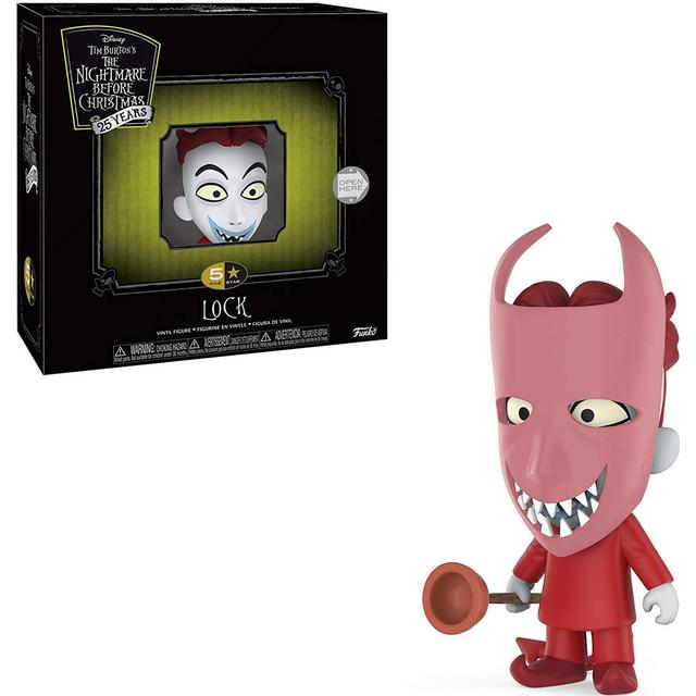 Funko 5 Star the Nightmare Before Christmas Lock
