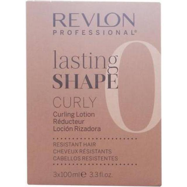 Revlon Lasting Shape Curly No.0 3x100ml