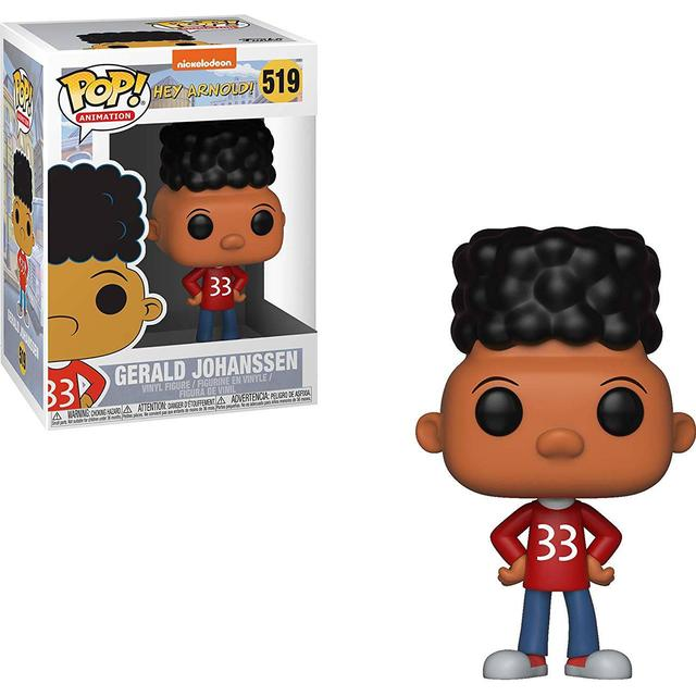Funko Pop! Animation Hey Arnold Gerald Johanssen