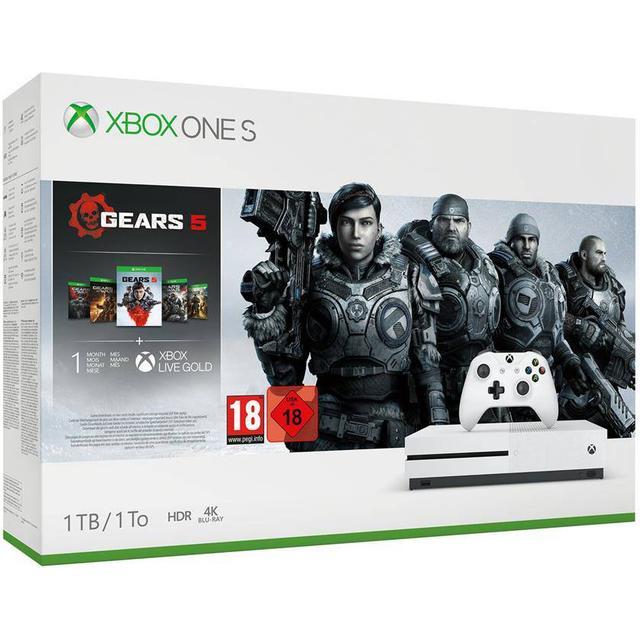 Microsoft Xbox One S 1TB - Gears 5 Bundle