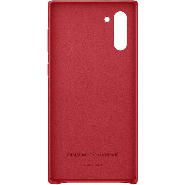Samsung Leather Cover (Galaxy Note 10)