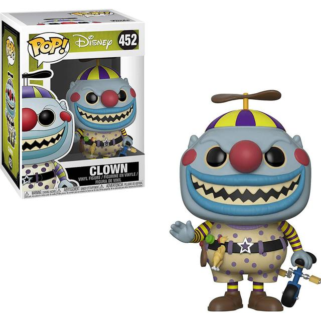 Funko Pop! Movies the Nightmare Before Christmas Clown