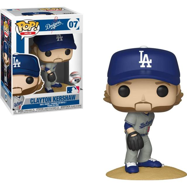 Funko Pop! Sports MLB Clayton Kershaw
