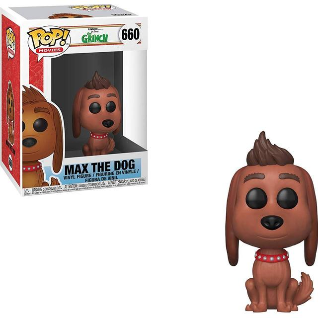 Funko Pop! Movies the Grinch Max the Dog