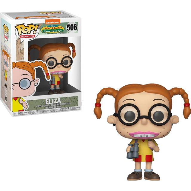Funko Pop! Animation The Wild Thornberrys Eliza