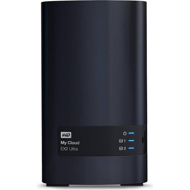 Western Digital My Cloud EX2 Ultra 4TB