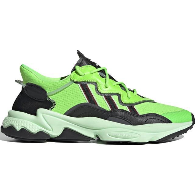 Adidas Ozweego Solar GreenCore BlackGlow Green