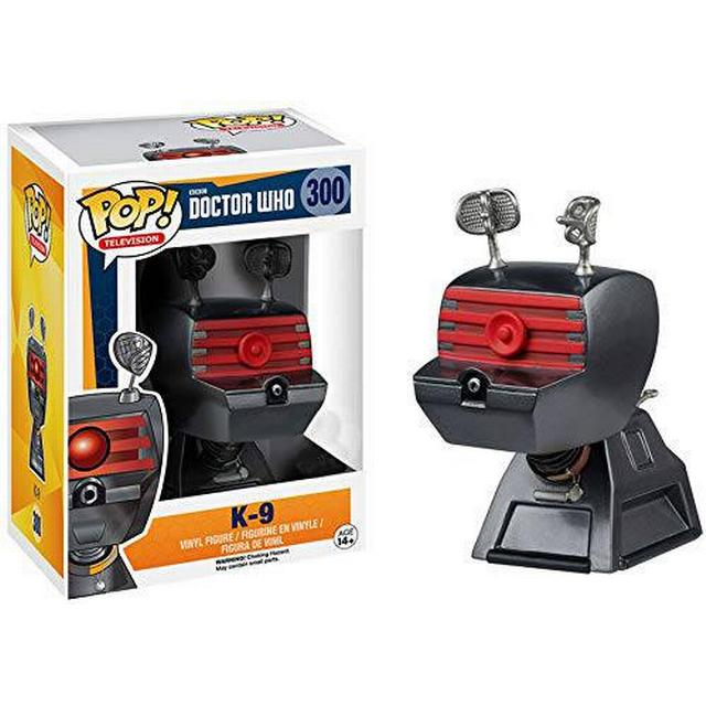 Funko Pop! Television Doctor Who K-9