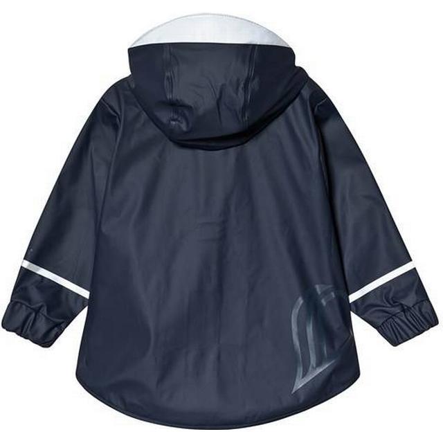 Didriksons Viskan Kids Waterproof Rain JacketFuchsia
