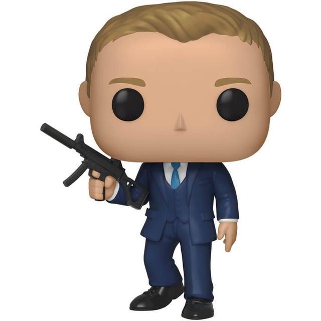 Funko Pop! Movies James Bond Quantum of Solace