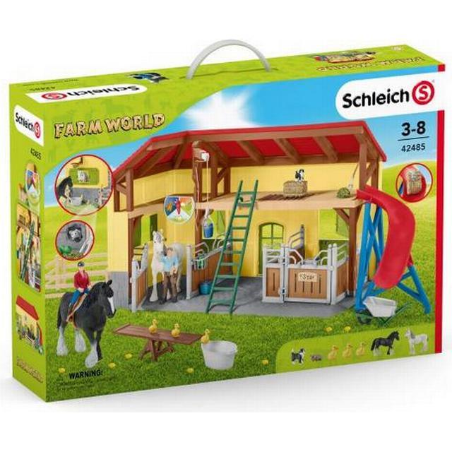 Schleich Horse Stable 42485