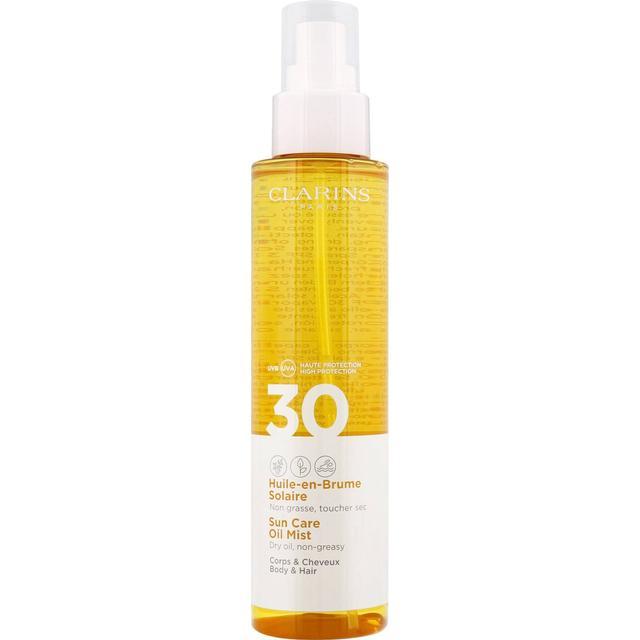 Clarins Sun Care Body Oil-in-Mist SPF30 150ml