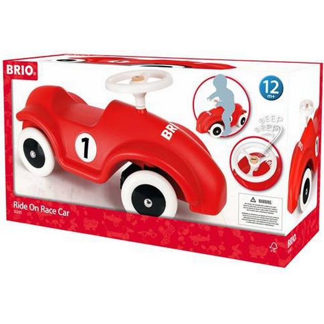 Brio Ride on Race Car 30285