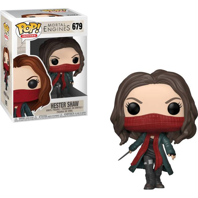 Funko Pop! Movies Mortal Engines Hester Shaw