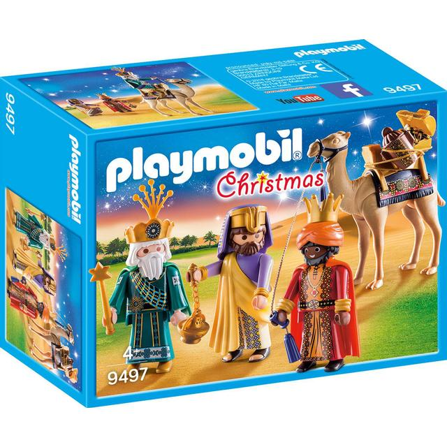 Playmobil Christmas Three Wise Kings 9497
