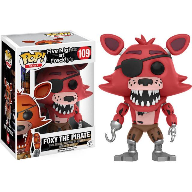 Funko Pop! Games Five Nights at Freddy's Foxy the Pirate 11032