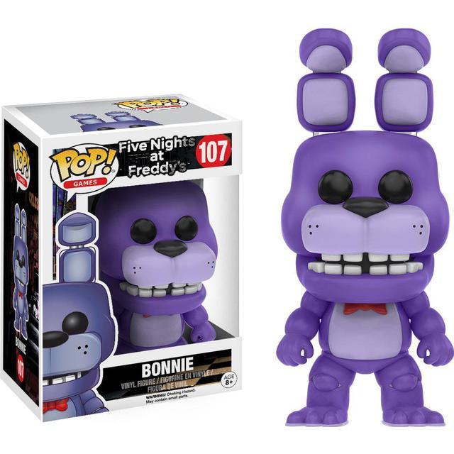 Funko Pop! Games Five Nights at Freddy's Bonnie 11030
