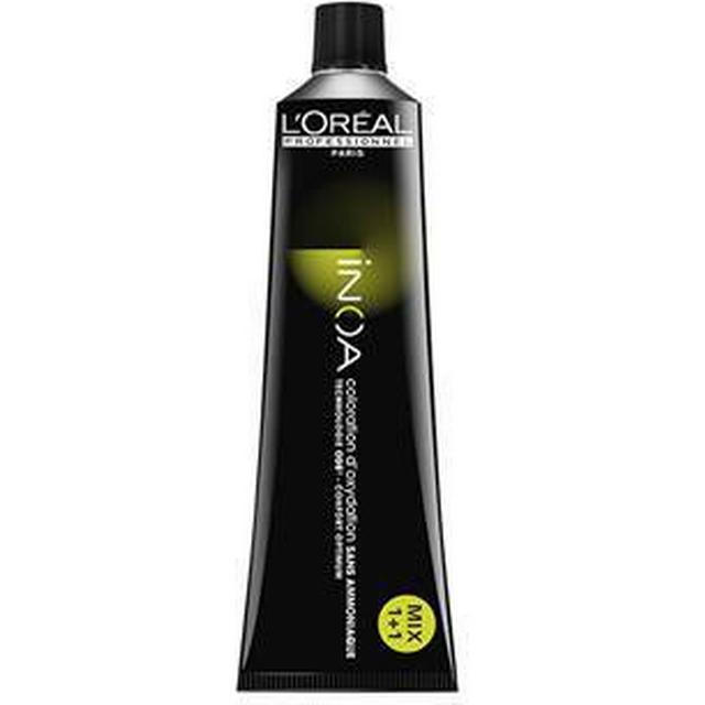 L'Oreal Paris Inoa #7.44 Mellemblond Dyb Kobber 60ml