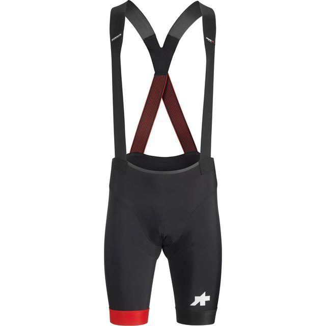 Assos Equipe RS Bib Shorts S9 Men - National Red